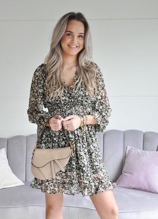 TESS V Becca dress beige