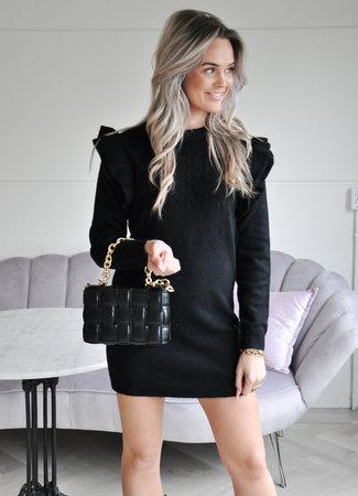 TESS V Solane dress black