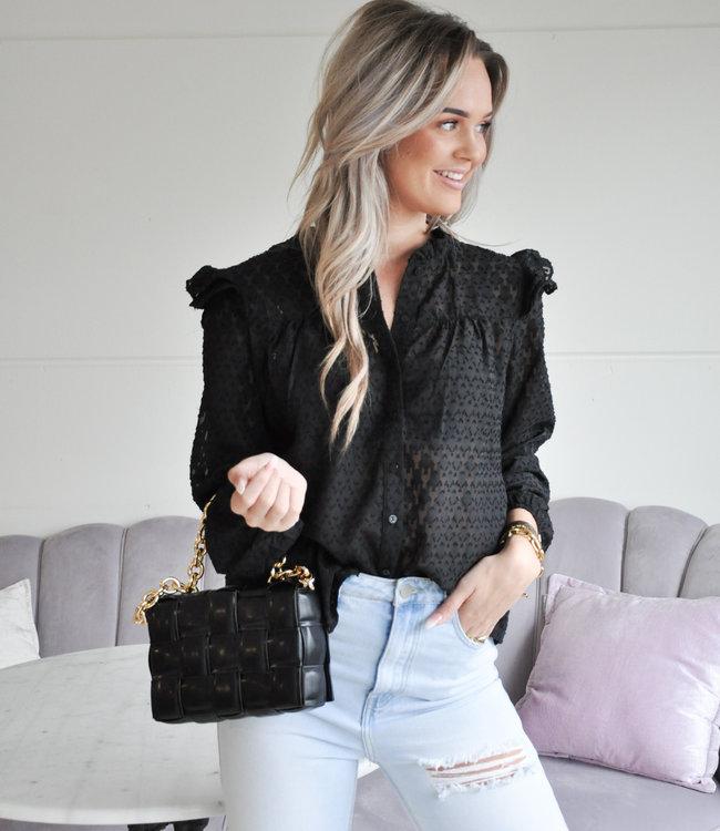 TESS V Annie blouse black