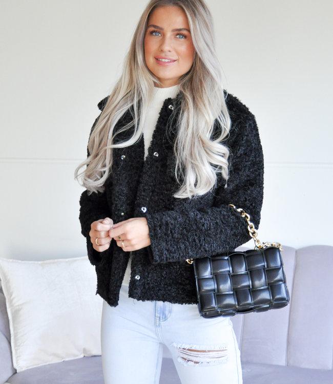 TESS V Gisele jacket black