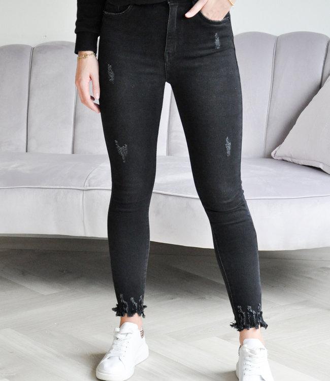 Kyra jeans black