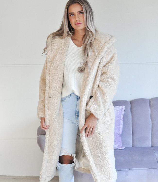 Julia coat beige