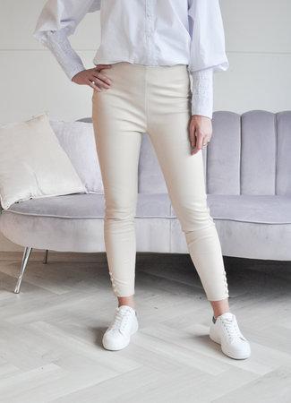 TESS V Ivy legging beige