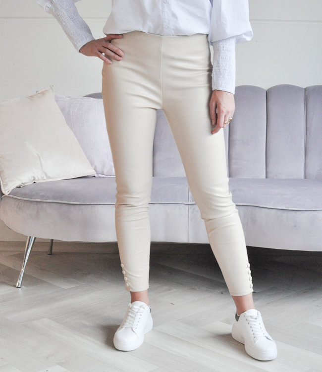 Ivy legging beige
