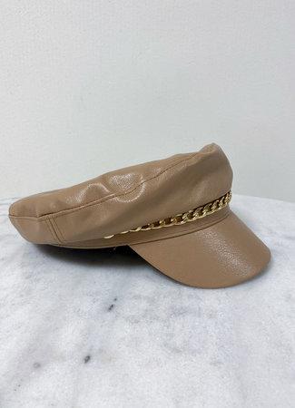 TESS V Anne Cap leather