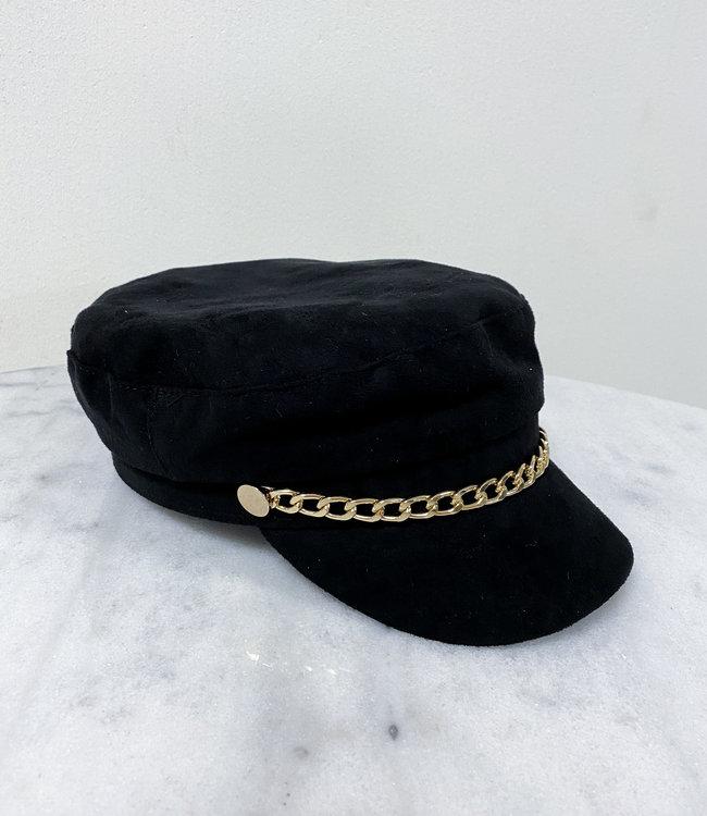 TESS V Anne Cap black