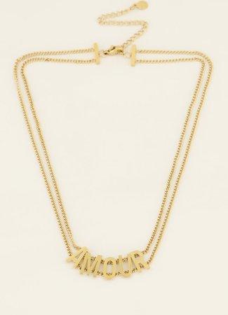 My Jewellery Choker amour