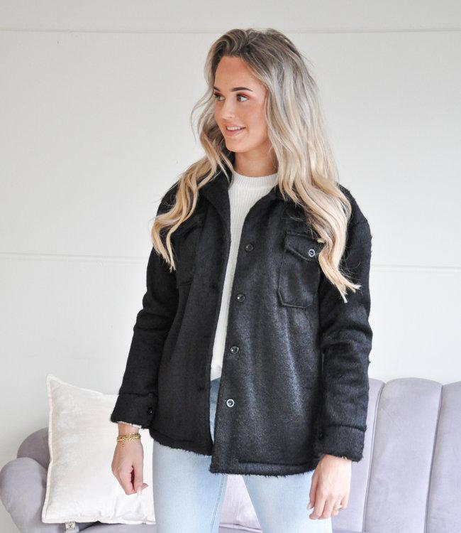 Beau jacket black