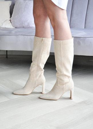 TESS V Isa heels beige