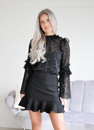 TESS V Maike skirt black