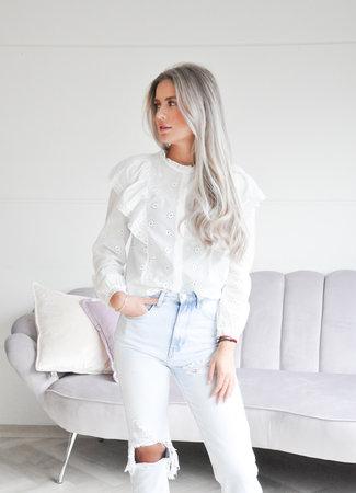 TESS V Joanna blouse