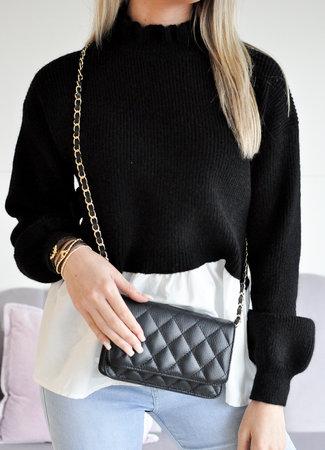 TESS V Carrie bag black