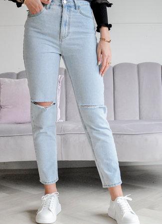 TESS V Carly mom jeans