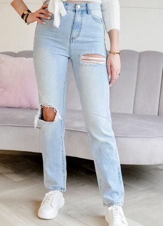 TESS V Lina straight leg jeans