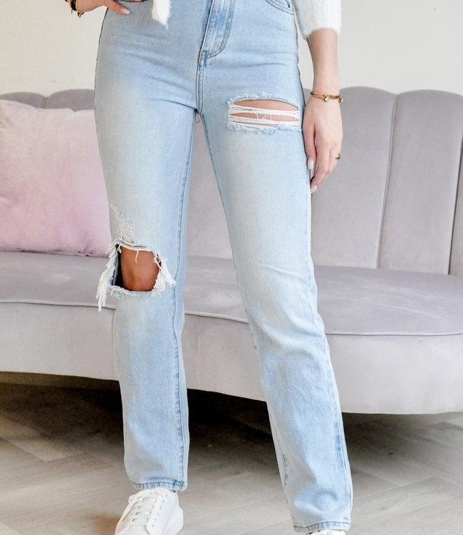 Lina straight leg jeans