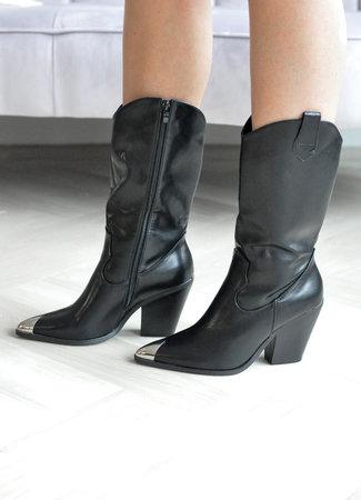 Katie boots black