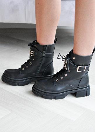 TESS V BB boots black