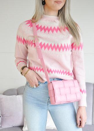 TESS V Nena bag pink