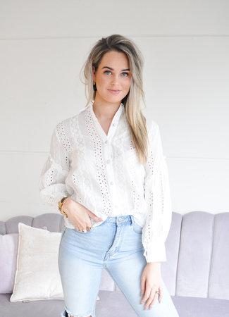 TESS V Pippa blouse white