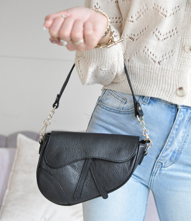 TESS V Gaby bag black