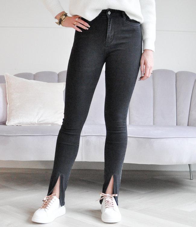 Maudie jeans black