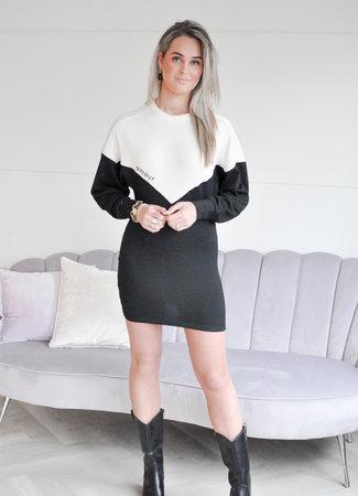 TESS V Marije dress black