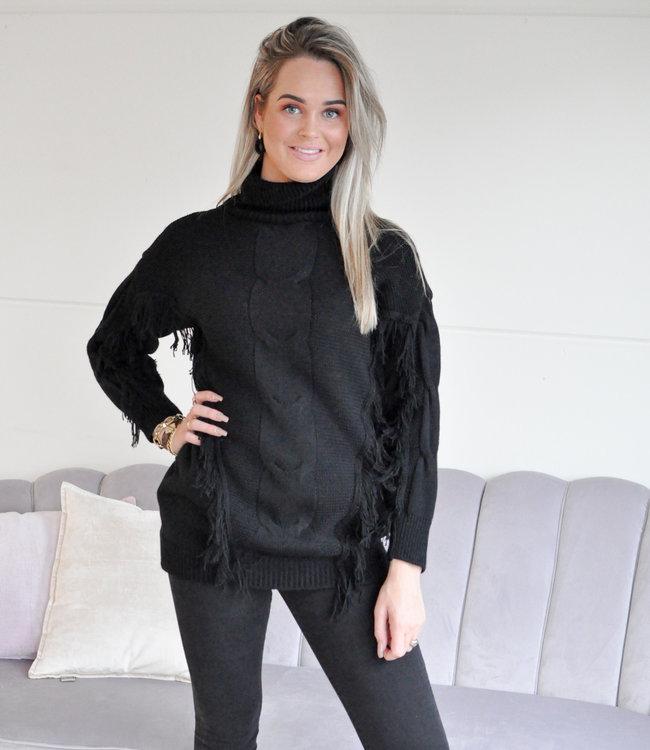 TESS V Emilia sweater black