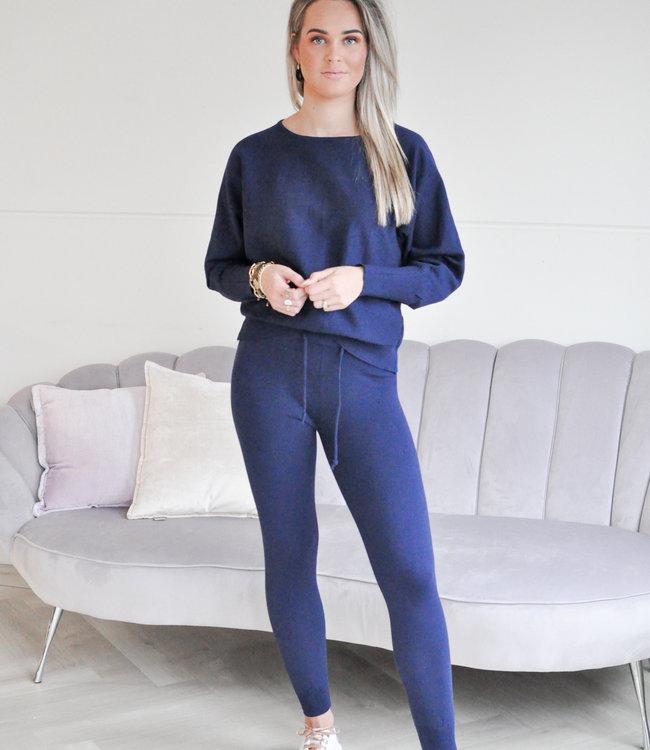 Laila comfy set blue