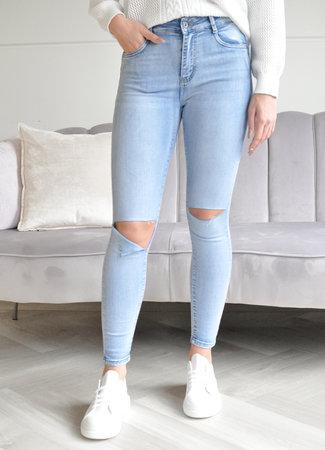 TESS V Georgie jeans blue