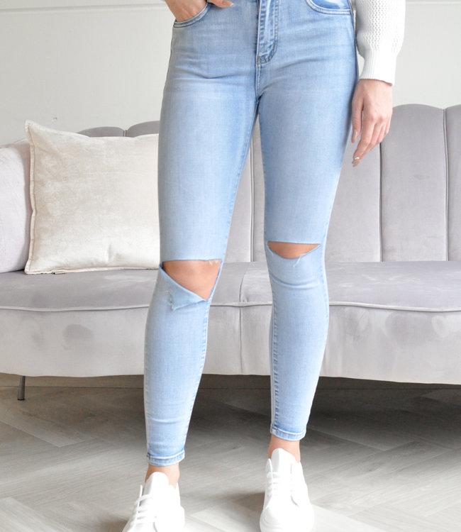 Georgie jeans blue