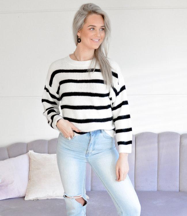 Dreamer knit white