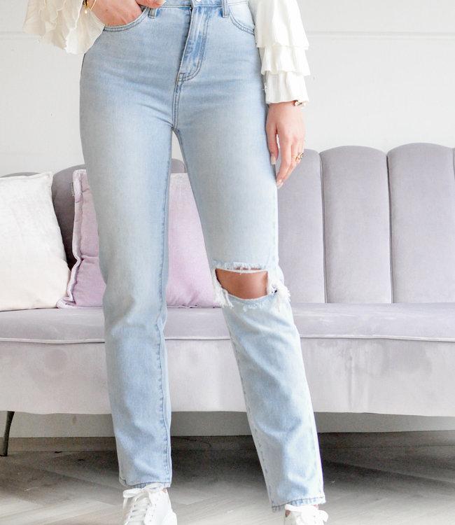 Lieke straight leg jeans