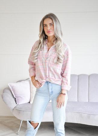 TESS V Anouk blouse pink