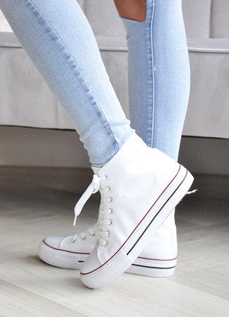 TESS V Lana sneakers white