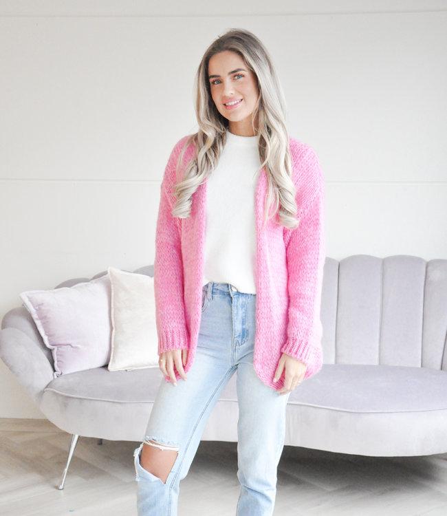 Jessie vest pink