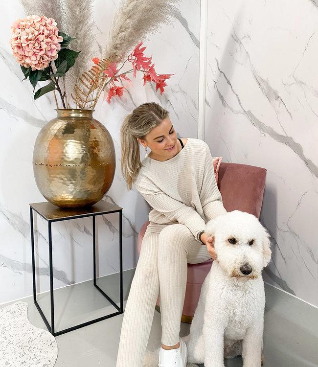 Norie comfy set beige