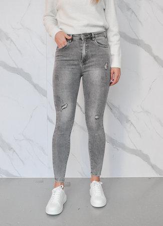Britt jeans grey