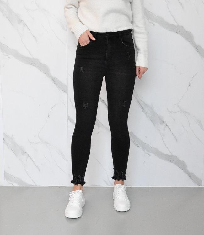 Nancy jeans black