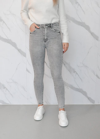 MISS Lucie jeans grey