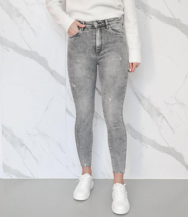 Bente jeans grey