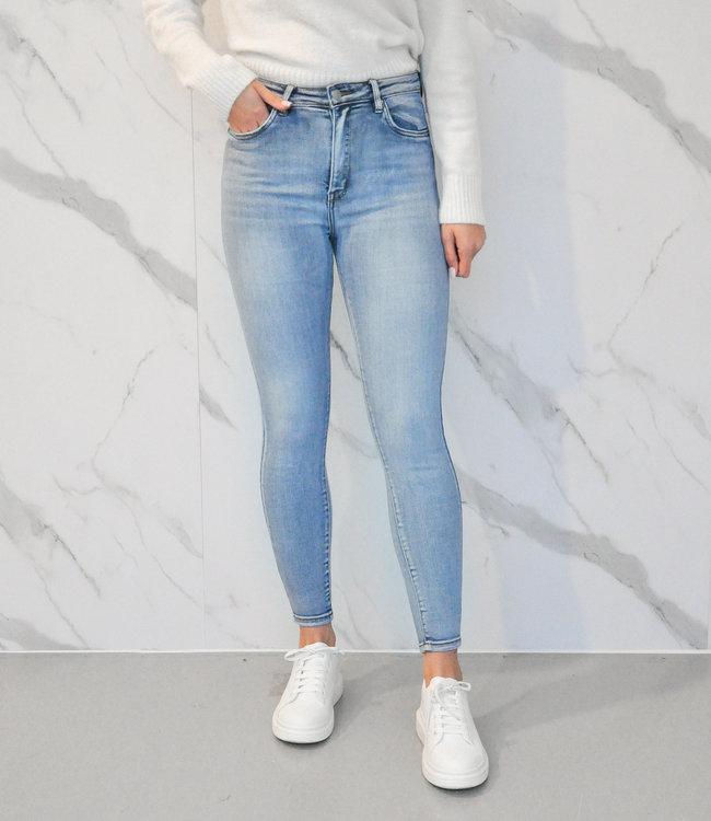 MISS Layla jeans blue