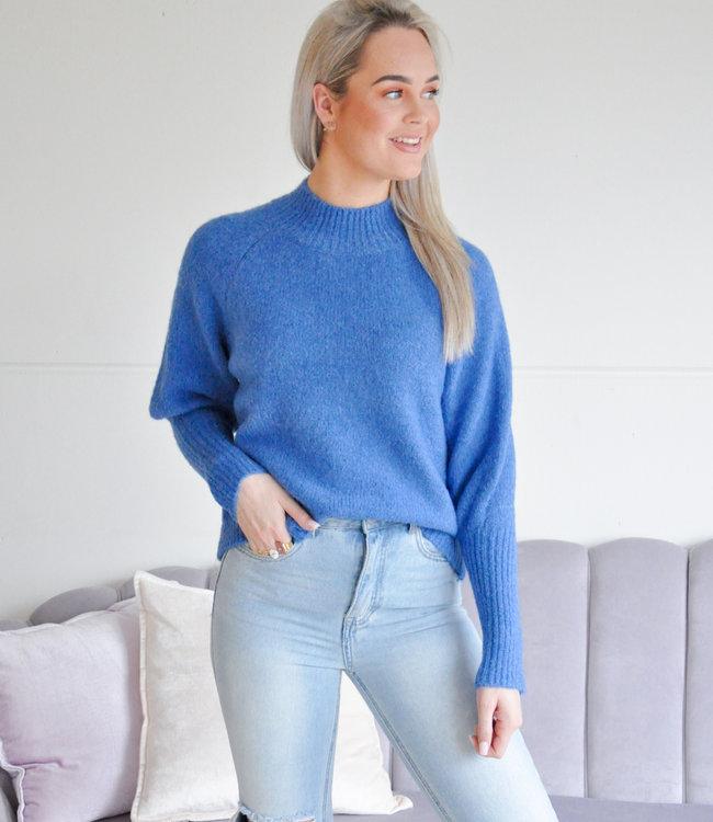 Isabelle sweater kobalt blue