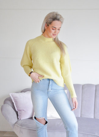 TESS V Isabelle sweater yellow