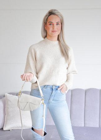 TESS V Isabelle sweater beige