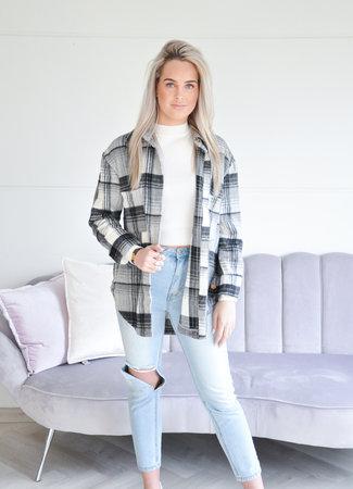 TESS V Dowa blouse grey