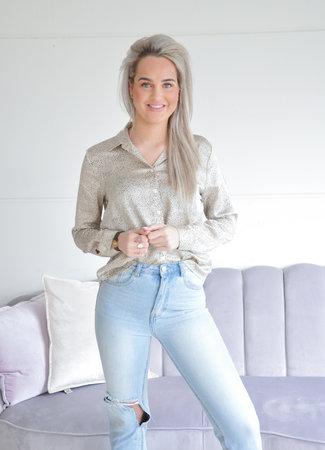 TESS V Vera blouse leo