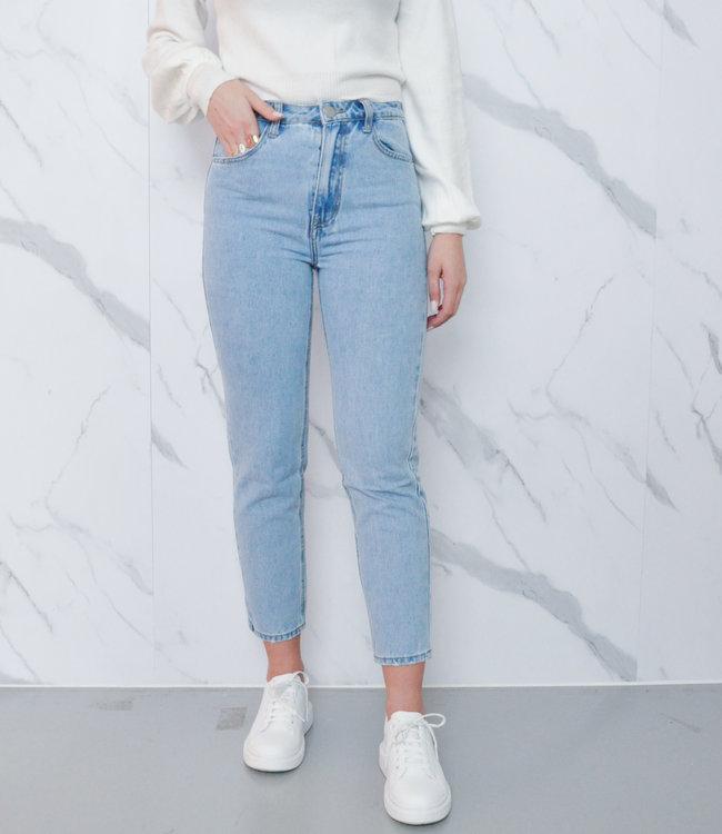 Marit mom jeans
