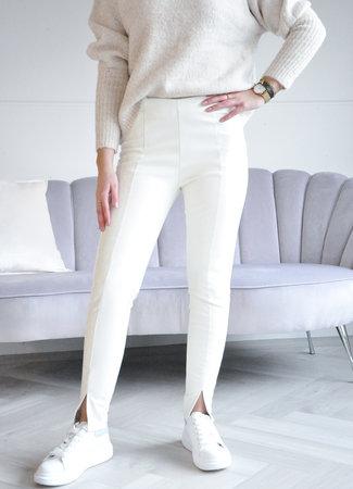 Xelly legging white
