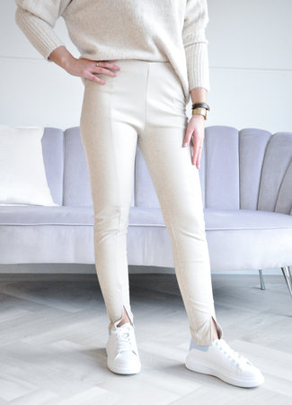 Xelly  legging beige