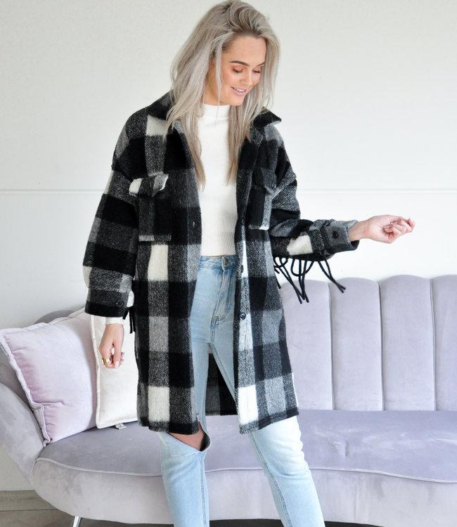 Nina jacket black